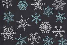 Tattoo: Snowflakes