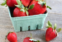 Strawberry Recipes / Johnston County, NC has a rich agricultural history and many working farms selling fresh produce.  Strawberry season is late April to June -- plan a visit to Johnston County, www.johnstoncountync.org.  Enjoy these tasty strawberry recipes!