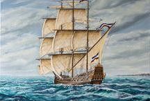 Maryam's ships §