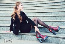 Campaña F/W 2015 / Foto: Amina Donskaya Modelo: Nicole Anselmo Maquillaje: Josefina Silva- pepimakeup