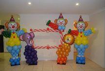 Balloon Decor / Balloon decorations all events