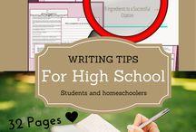 Homeschooling High School / Great resources to help you with homeschooling high school.