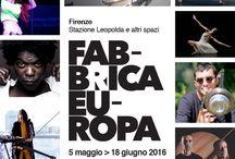 Festival Fabbrica Europa 2016