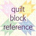 Quilt blocks to love