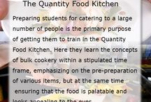 The Quantity Food Kitchen