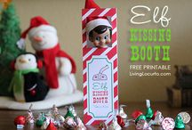 Elf on the Shelf Ideas / by LOTSOFBUTTONS.COM