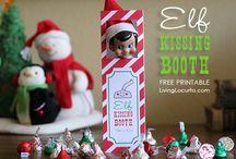 Elf on the Shelf Ideas / by LOTSOFBUTTONS.COM