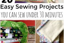 Quick Sewing Tips