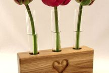 Personalised Test Tube Plant Holders / Test Tube Plant Holders or Bud Vases offer a chance to same it with flowers...permanently! With the buywoodengifts.co.uk plant holder you have the option to personalise with text and numbers, or even your own handwritten message or child's line drawing. It's easy to send your sample graphic to me...check out my website for details. https://buywoodengifts.co.uk/product/personalised-test-tube-plant-stand/
