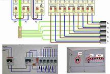 Instalaciones Eléctricas / Esquemas de la Instalación Eléctrica de una vivienda
