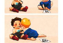 Tony x Steve