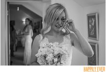 Emotional Moments / Capturing those special emotional moments at Happily Ever Captured weddings. www.happilyevercaptured.com