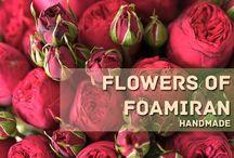 """Flowers Оf Foamiran (Мастер-классы) / """"Flowersoffoamiran"""" Бесплатные Мастер-Классы по созданию цветов из фоамирана. Все МК найдены на просторах интернета и собраны в одной группе для Вашего пользования. Цветы своими руками  Новые мастер-классы каждый день!"""