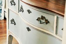 Make Overs / Furniture DIY Updates
