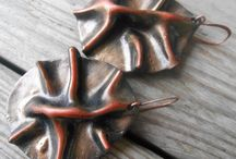 FIMO nápady - imitace kovu (faux metal)