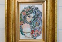 Képek / Akvarell