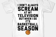 Sportsball / Basketball, really. Maybe other stuff.