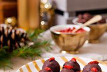 jule mat og godis