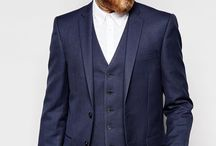 Mens suits for groomsmen and other outfit choices