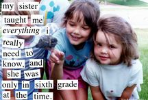 Seester  / by Kelly Rojas