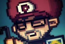 Pixel~ / Crushin' pixels and Smashin' bits! ~