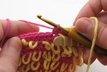 Crocheting!