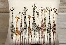 Giraff e art