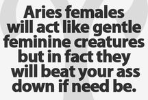 The loveable Aries that is ME!!! / by Angela Harvala-Asleson