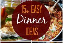 Food {Easy Meals} / by Liz Crawford
