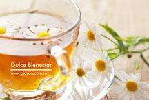 Té y Bienestar / Puedes preparar infusiones de #té con hierbas cosechadas en tu propio jardín. Puedes ozonizarlas antes para aprovecharlas al máximo.