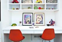Study / desk area