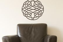 Wall decor / by Amy DeVoar