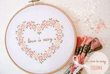 embroidery / by Angélica Vera