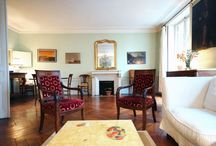 Classic Marais / This grand Marais apartment is just steps away from Rosiers Street, St. Antoine, and Place des Vosges. It is just 5 minutes walking to St. Louis and Cite Islands.