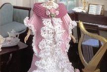 Vestido de boneca.