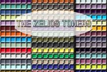 The Zelios Towers platform / Your showroom in the first HTML5 platform multimedia, multilanguage, where is the combine among design and business.