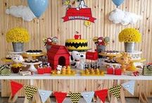 Snoopy party