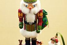 Nutcrackers / by Cindi Hodges