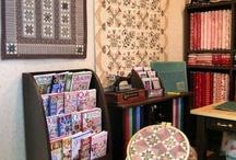 Miniature - Quilt Shop