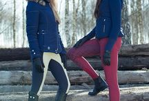 Stylish Horze Breeches / A selection of beautiful and very comfortable breeches