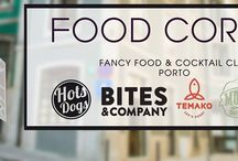 FOODCORNER_PORTO / Amazing food and drink concept in Porto, Portugal.
