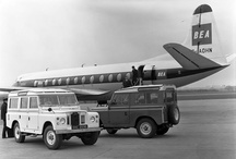 Land Rover and Airplanes / Pics of Land Rovers and Airplanes