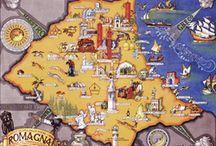 Romagna in my heart / miscellanous about italian region Romagna