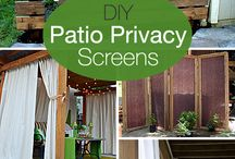 DIY / Spice up your indoor/outdoor living experience!