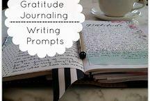 Gratitude & Prayer Journal