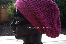 Crochet - Hats, Gloves/Mittens, Scarves and Cowls  / by Sandra Casey