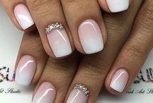 Дизайн ногтей для свадьбы