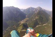 Bovec, Slovenia - adrenalin sports