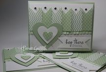 Stampin' Up! Hearts a Flutter