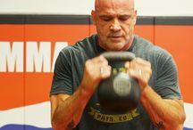 MMA workouts